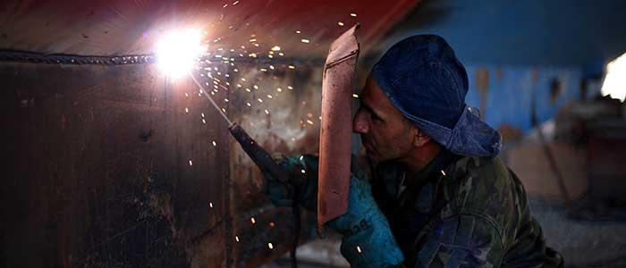 welding quality control checklist