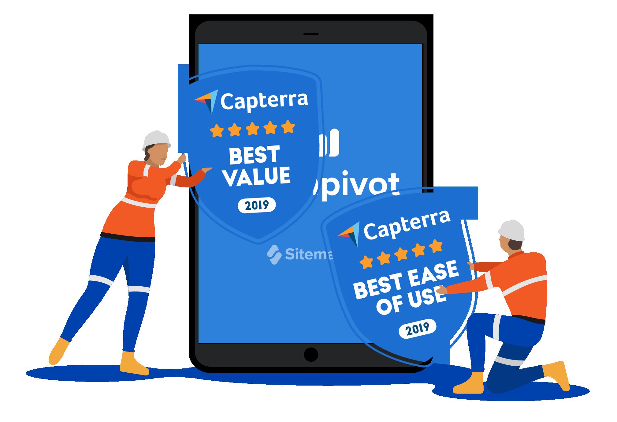 Dashpivot app