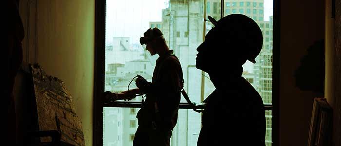 Safe work method statement glazing