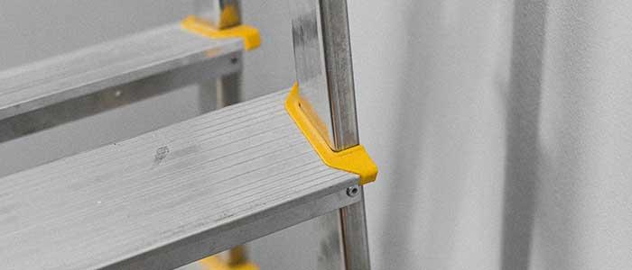 Safe work method statement ladders